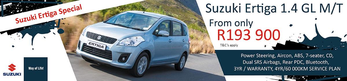 Suzuki New