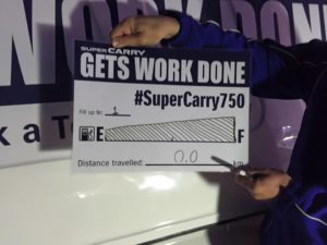 Challenge accepted! Super Carry beats the odds | CMH Suzuki Umhlanga