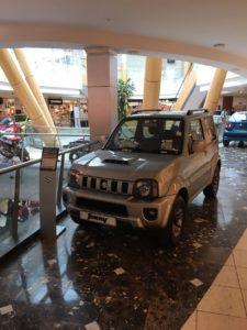 La Lucia Mall Motorshow