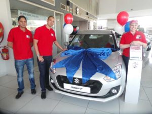 CMH Suzuki Umhlanga- 3rd-Generation-Suzuki-Swift-Exciting-&-Exquisite