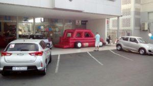 CMH Suzuki Pinetown- Suzuki Swift Launch - Fun for the kids