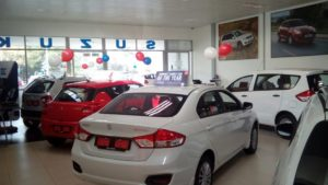 CMH Suzuki Pinetown- Suzuki Swift Launch Inside