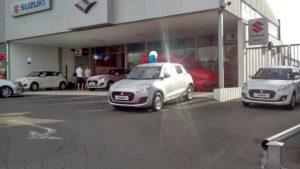 CMH Suzuki Pinetown- Suzuki Swift Launch Outside