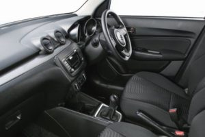 CMH Suzuki- Swift Front Interior