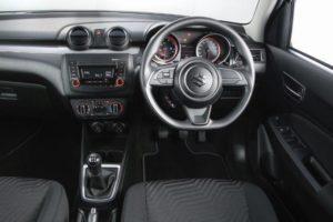 CMH Suzuki- Swift Interior