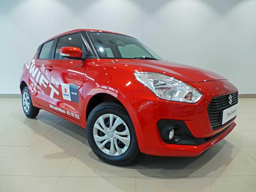 CMH-Suzuki-Hillcrest---Suzuki-Swift-Main-Image