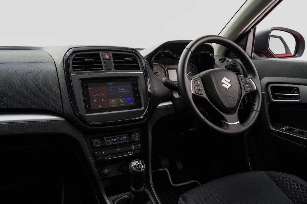 Suzuki Vitara Brezza Audio System
