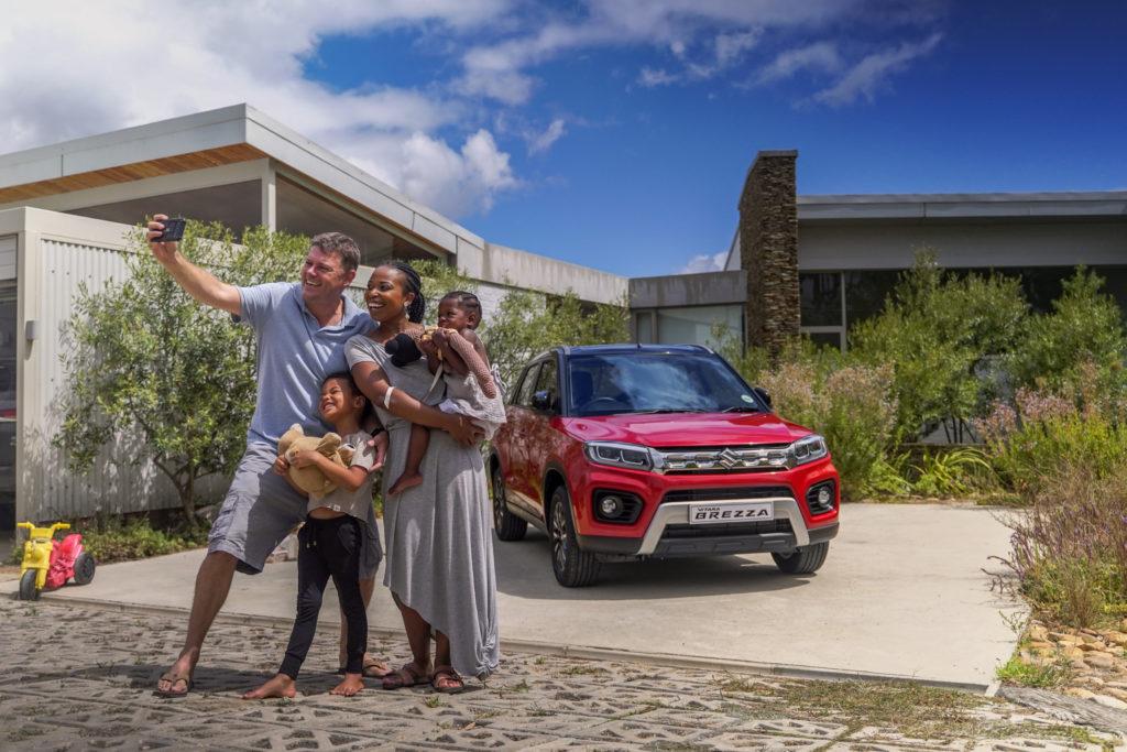 Suzuki family pic
